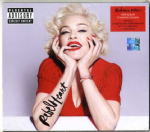 REBEL HEART - INDIA CD ALBUM (SLIPCASE COVER)